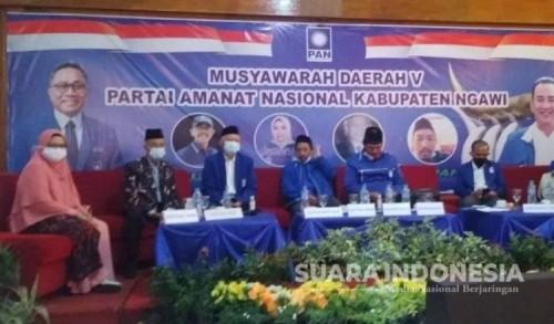 Resmi Pimpin PAN Kabupaten Ngawi, Kang Peno Targetkan 4 Kursi DPRD