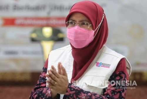 Tekan Angka Stunting di Indonesia, Siti Muntamah: Harus Ada Inovasi