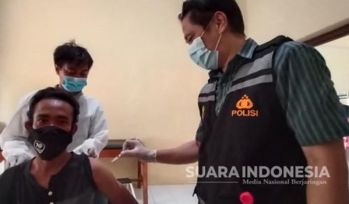 Puluhan Wartawan di Probolinggo Jalani Vaksinasi Tahap II