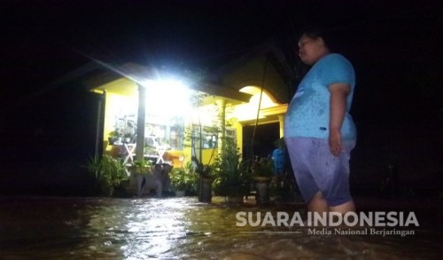 Banjir Rendam Dua Kelurahan di Kota Probolinggo