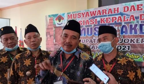 Terpilih Secara Aklamasi, Ketua AKD Kabupaten Mojokerto : Siap Wujudkan Mojokerto Maju, Adil dan Makmur