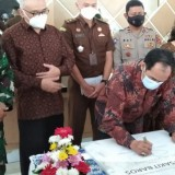 Plt Wali Kota Cimahi Resmikan Rumah Sakit Baros