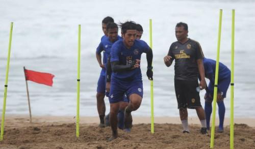 Arema FC Arungi Piala Menpora 2021 Tanpa Pelatih Kepala