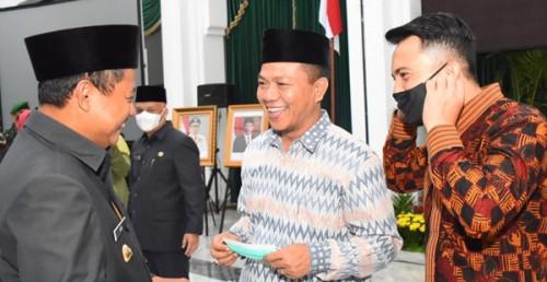 Bupati Bandung Terpilih Siap Bersinergi Dengan Pj Sekda Pemkab Bandung
