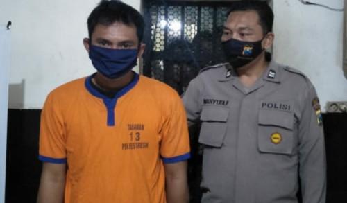 Modus Baru Peredaran Narkoba di Gresik, Selipkan Sabu Dalam Masker