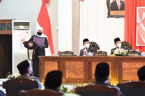 Gubernur Khofifah Harapkan Kota Pasuruan Jadi Hub Bromo Tengger Semeru (BTS)