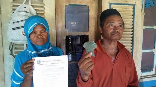 TCB- YMBS Registrasi Temuan Artefak Langka di Situbondo