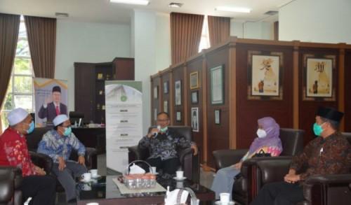 Yayasan Insanul Kamil Berguru ke UIN Malang, Ajak Kerjasama Bidang Pendidikan