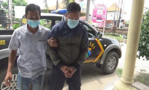Dikejar Hutang, Satpam Asal Bojonegoro Diciduk Polisi Jombang