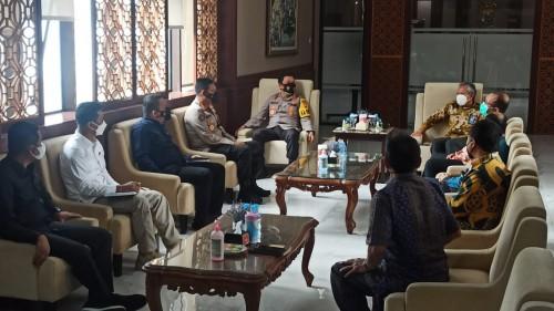 Polda Jawa Timur Beri Dukungan Penuh Kegiatan PLN Dalam Peningkatan Ekonomi Masyarakat