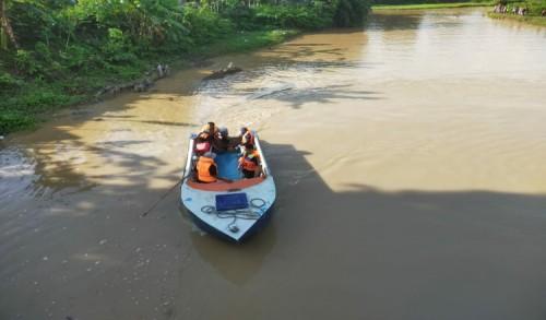 Pencari Ikan di Blitar Tewas, Setelah Tenggelam di Sungai Bogel