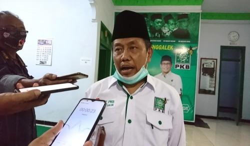 Kholiq Kembali Pimpin PKB Trenggalek, Siap Amankan Suara di Pemilu 2024