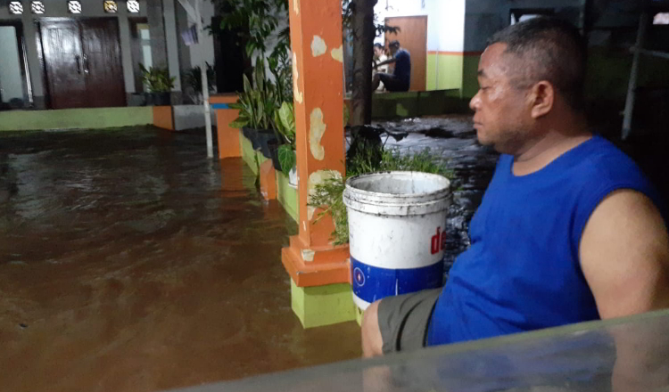 Banjir Lebih Parah Kembali Rendam Dua Desa di Probolinggo