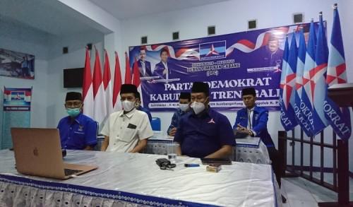 Ketua DPC Demokrat Trenggalek Siap Bantu AHY Lawan Hasil KLB