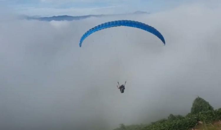 Disporapar Kabupaten Paser Siap Maksimalkan Festival Paralayang Gunung Boga