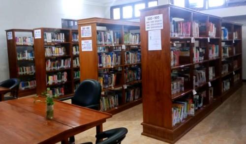 Dampak Pandemi, Perpustakaan Umum di Tuban Sepi Pengunjung