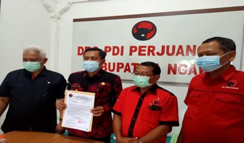 PDIP Tunjuk Heru Kusnindar Sebagai Ketua DPRD Ngawi Periode 2019-2024