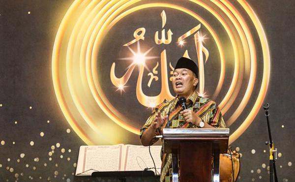 Peringati Isra Mi'raj, Wali Kota Bandung:  Asholatu Imanuddin, Sholat Itu Tiangnya Agama