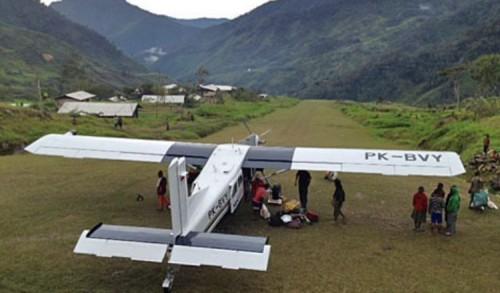 Kecewa Tidak Diberikan Dana Desa, OPM Sandera Pesawat di Puncak