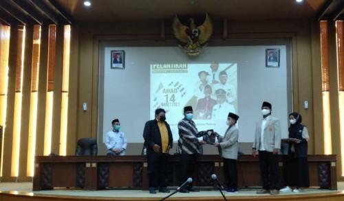 Pengurus PDPM Kabupaten Malang Dilantik, DPRD Ajak Bangun Sinergitas