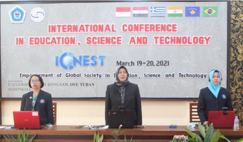 Konferensi Internasional Diikuti 11 Negara di Gelar di Unirow Tuban