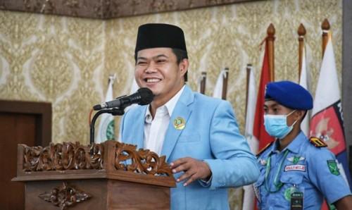 Wakil Ketua DPRD Provinsi Jawa Barat,  H. Oleh Soleh: Ajak Generasi Muda Untuk Kembalikan Fungsi Masjid