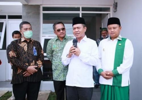 Bupati Bandung Terpilih Dadang Supriatna Siap Fasilitasi Investasi Yang Masuk