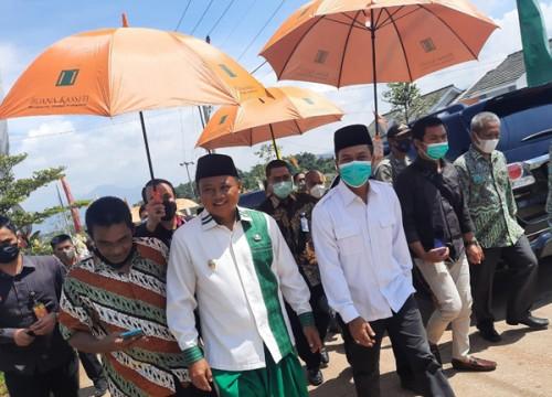 Wakil Gubernur Jabar Akan Dorong  Segera Pelantikan Tiga Kepala Daerah