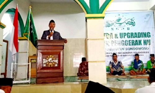 Didukung Para Masyayikh, Nama KH Dr Mas'ud Ali Banter Masuk Calon Ketua PCNU Bondowoso