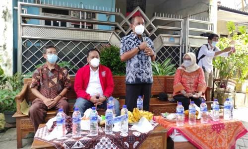 Armuji dan DPRD Sosialisasikan Program Pemkot Surabaya ke Warga Sukolilo