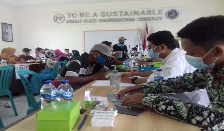 Pemerintah Pusat Mulai Bayarkan Ganti Rugi Pembangunan Bendungan Bener Purworejo