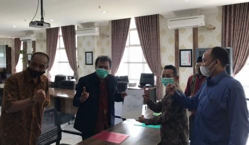 Prof Suhartono Daftar Calon Rektor UIN Malang, Berharap Ada Pakta Anti Plagiasi
