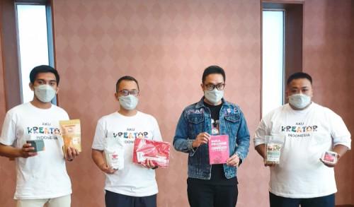Dorong Pertumbuhan Ekonomi, Smartfren Hadirkan Teman Kreasi Indonesia