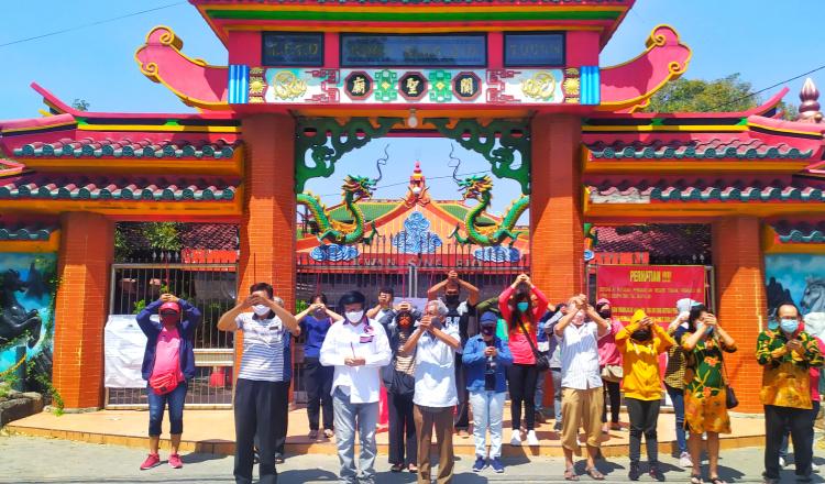 Sempat Berseteru, Dirjen Budha Kembalikan Klenteng Tuban Kepada Umat Tri Dharma