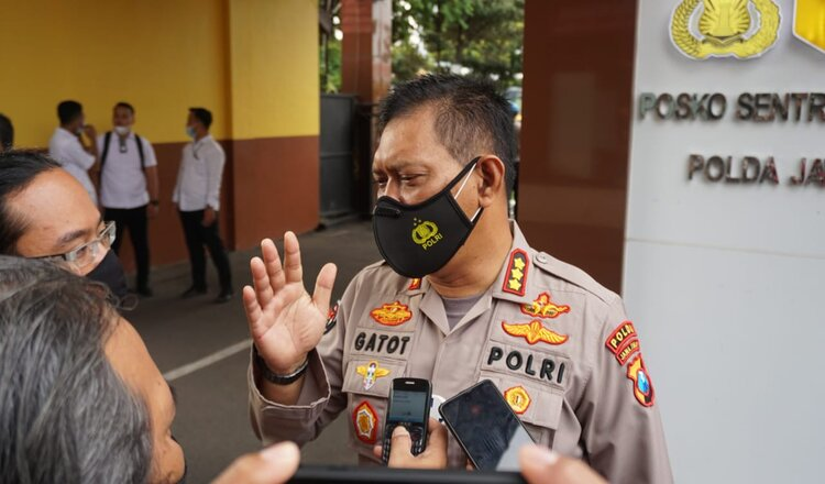 Pasca Bom Bunuh Diri, Polda Jatim Instruksikan Polres Jajaran Tingkatkan Pengamanan Objek Vital