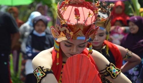 Sanggar Seni Mandono Sroyo Banyuwangi Tanamkan Budaya Tradisional Mulai Sejak Dini