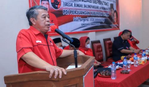 PDI Perjuangan Jatim Target Hattrick di Pemilu 2024