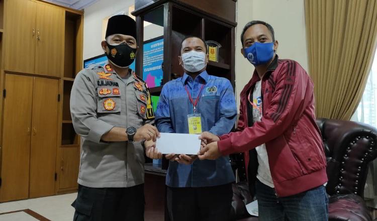 Kapolresta Probolinggo: Kekerasan Terhadap Jurnalis Tak Boleh Terjadi