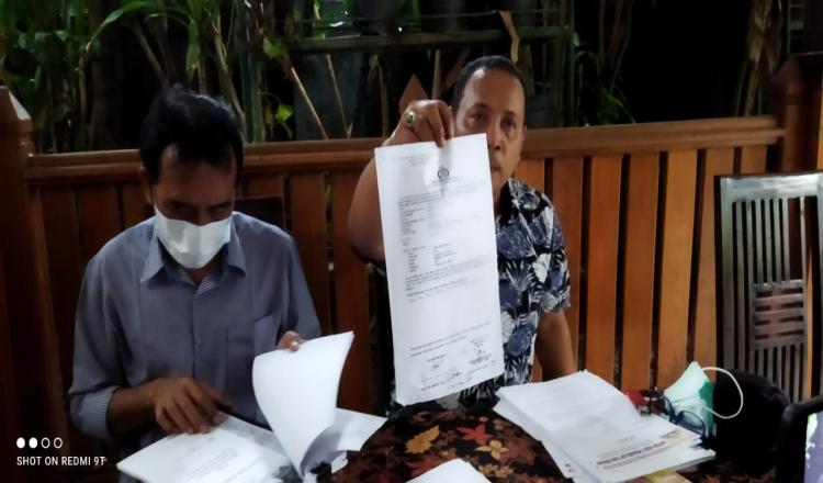 Diduga Kriminalisasi, Penasehat Hukum Kades Kaligunting Madiun Pertanyakan SPDP