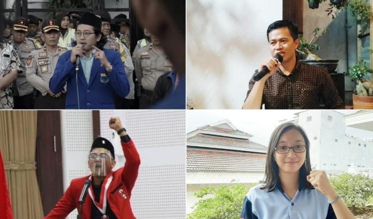 Gabungan Aktivis Mahasiswa Malang Kecam Aksi Teror Bom Bunuh Diri di Makassar