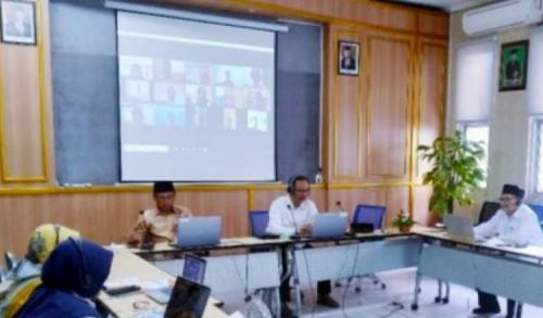 Buka Ospek Maba Program Doktoral HKI, Prof Abdul Haris: UIN Malang Bertekad Jadi Smart Islamic University