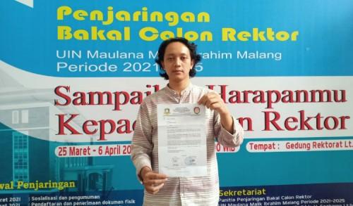 Sema UIN Malang Dorong Ada Uji Publik dan Debat Terbuka, Bakal Calon Rektor