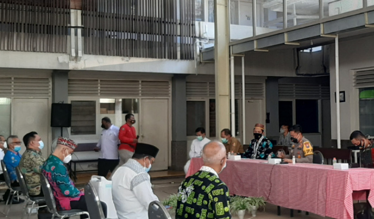 Perkuat Silaturrahmi, FKUB Jember Gelar Doa Bersama Lintas Agama Pasca Bom di Makassar