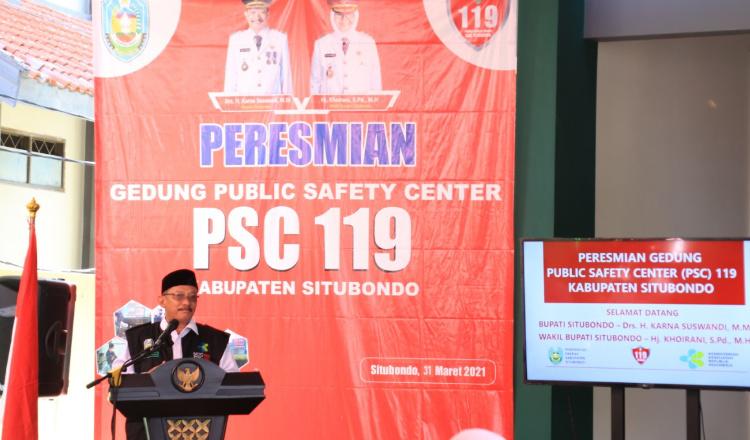 Publik Sefety Center Situbondo Diharapkan Melayani Kedaruratan Masyarakat dengan Cepat
