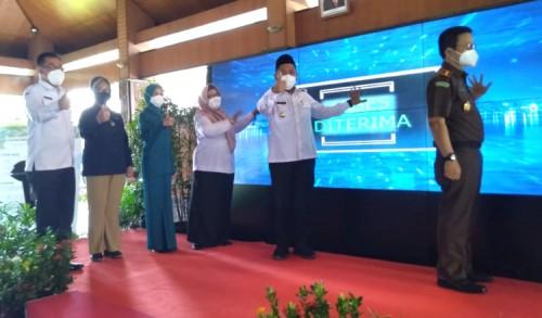 Bupati Gus Yani Permudah Pengaduan Masyarakat Lewat Gesikpedia dan 112