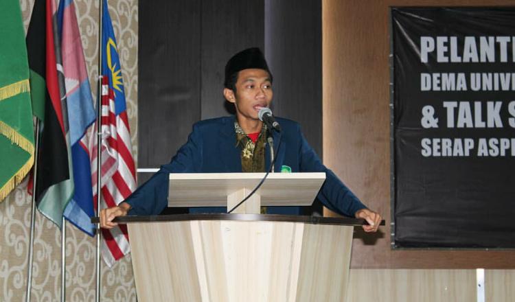 Soroti Surat Terbuka SEMA UIN Malang, Aldi Nur Fadil: Ini Solusi Untuk Menghilangkan Stigma Negatif Pilrek