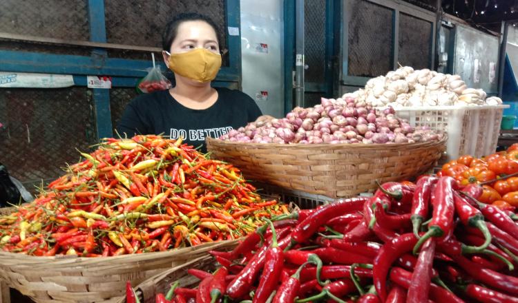 Tak Bertahan Lama, Harga Cabai Rawit di Banyuwangi Kembali Melonjak