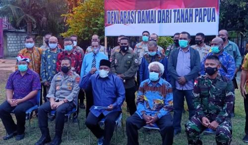 Empat Poin Deklarasi FKUB Papua Pasca Penyerangan Mabes Polri dan Bom Makasar