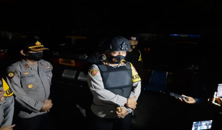 Diduga Bom, Benda Asing Tergeletak di Ruang Tunggu Terminal Purbaya Madiun