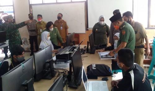 Sejumlah Sekolah di Ponorogo, Kembali Diberlakukan Pembelajaran Tatap Muka